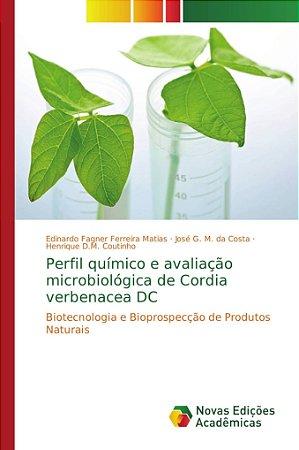 Perfil químico e avaliação microbiológica de Cordia verbenac