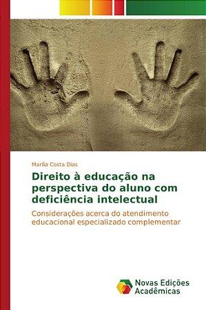 Direito à educação na perspectiva do aluno com deficiência i
