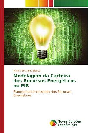 Modelagem da Carteira dos Recursos Energéticos no PIR