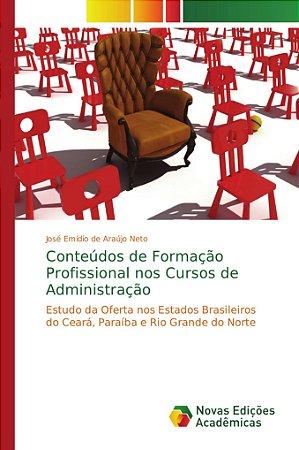Conteúdos de Formação Profissional nos Cursos de Administraç