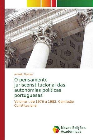 O pensamento jurisconstitucional das autonomias políticas po