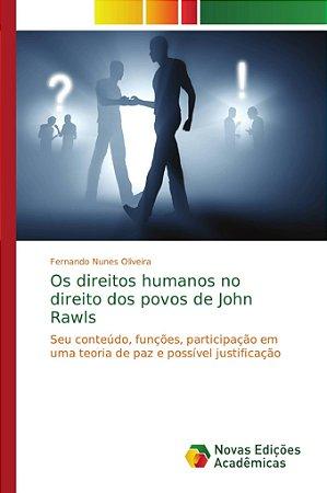 Os direitos humanos no direito dos povos de John Rawls