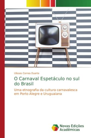O Carnaval Espetáculo no sul do Brasil