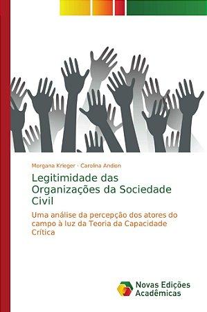 Legitimidade das Organizações da Sociedade Civil