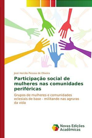Participação social de mulheres nas comunidades periféricas