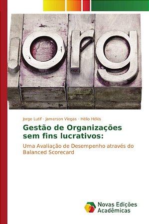 Gestão de Organizações sem fins lucrativos: