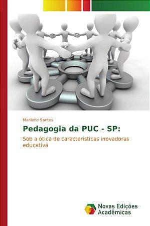 Pedagogia da PUC - SP: