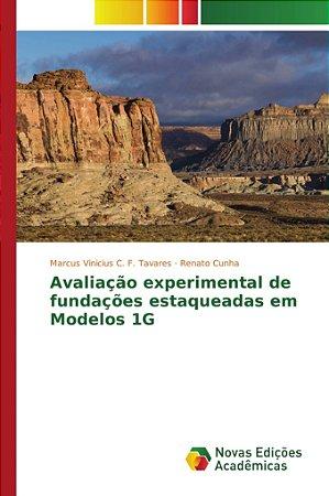 Avaliação experimental de fundações estaqueadas em Modelos 1