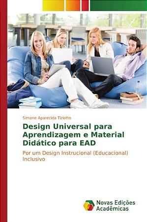Design Universal para Aprendizagem e Material Didático para