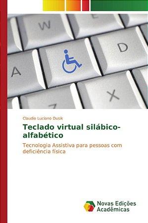 Teclado virtual silábico-alfabético