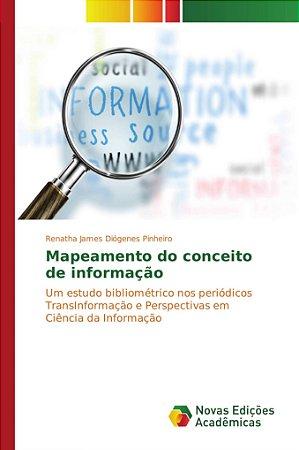 Mapeamento do conceito de informação