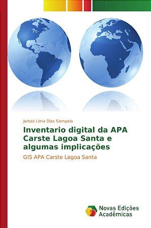 Inventario digital da APA Carste Lagoa Santa e algumas impli