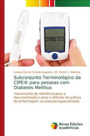 Subconjunto Terminológico da CIPE® para pessoas com Diabetes