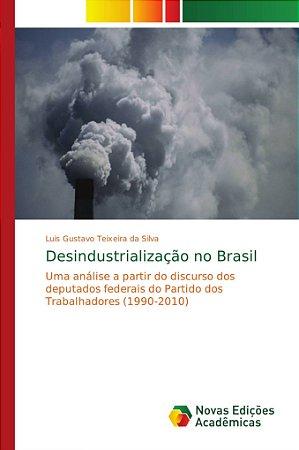 Desindustrialização no Brasil