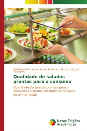 Qualidade de saladas prontas para o consumo