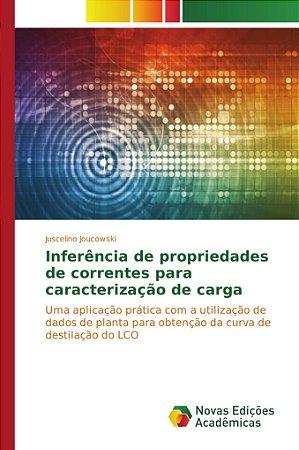 Inferência de propriedades de correntes para caracterização