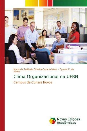 Clima Organizacional na UFRN