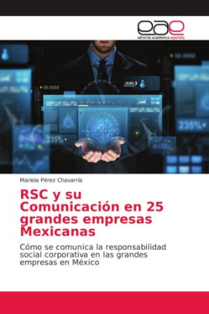 RSC y su Comunicación en 25 grandes empresas Mexicanas