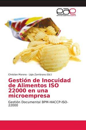 Gestión de Inocuidad de Alimentos ISO 22000 en una microempr