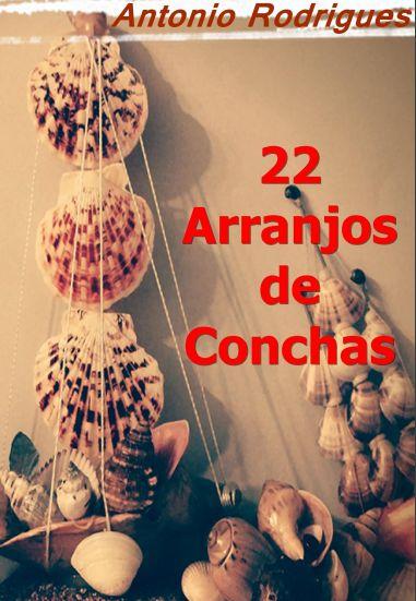 22 Arranjos de Conchas