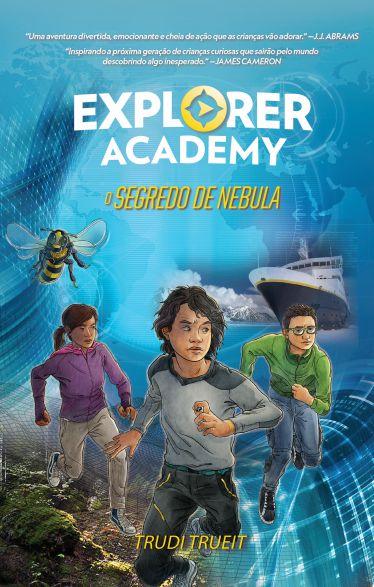 O Segredo de Nebula -  Explorer Academy