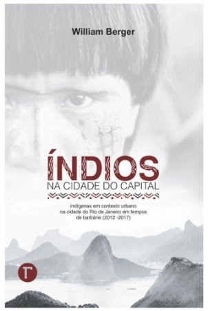 Índios na cidade do capital