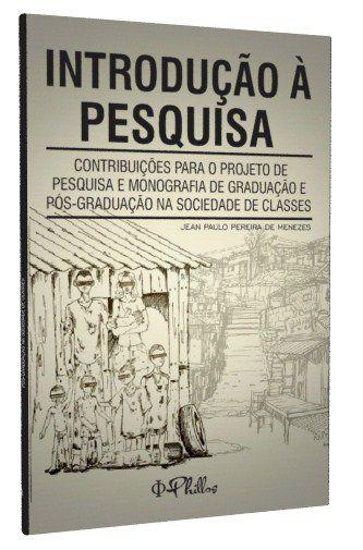 INTRODUÇÃO À PESQUISA