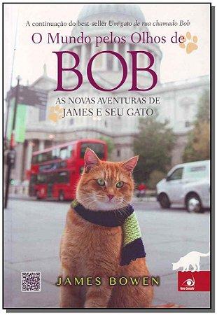 Mundo Pelos Olhos De Bob, O
