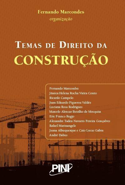 Temas de Direito da Construção