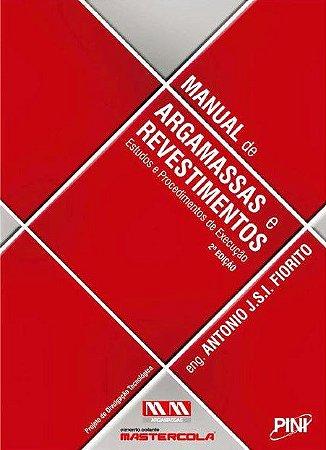Manual de Argamassas e Revestimentos