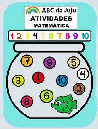 Atividades de Matemática Aquário