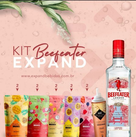 KIT BEEFEATER EXPAND