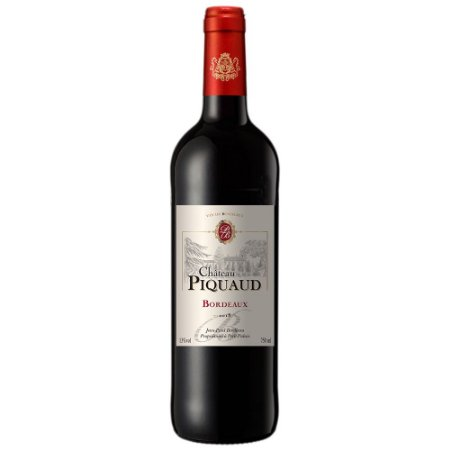 Vinho Francês Chateau Piquad - Boedeaux
