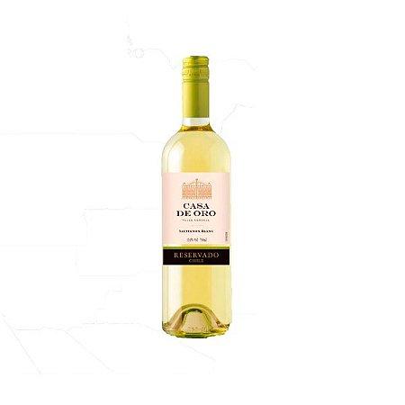 Vinho Chileno Casa De Oro Reservado - Sauvignon Blanc