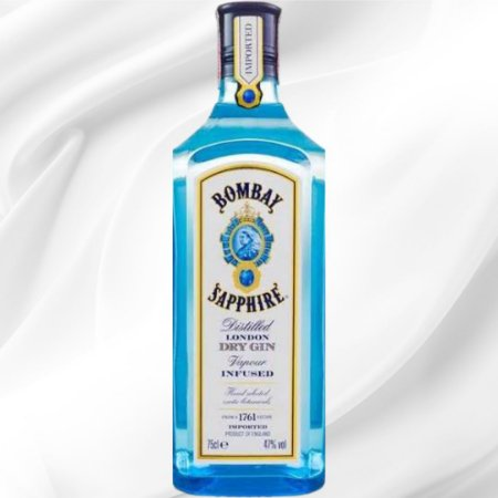 Gin Bombay Sapphire Dry London - 750ml