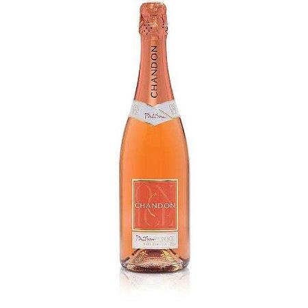 Espumante Chandon Passion On Ice Rosé Demi Sec - 750 ml