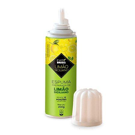 Spray Espuma de Limão Siciliano