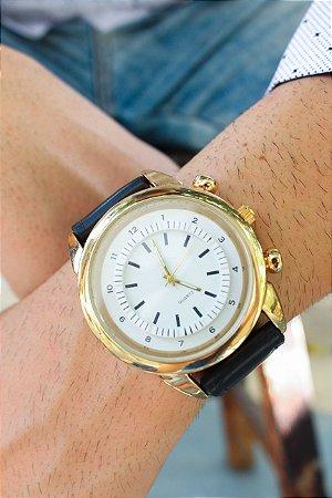 Relógio LeClair - Branco - Ref.: M3