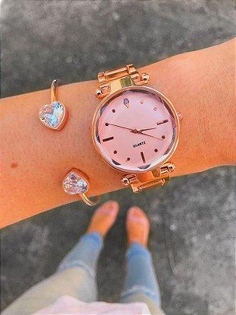 Relógio New Petit - Rose - Ref.: M2