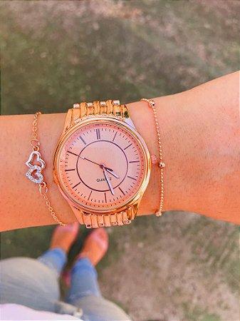 Relógio New Classic  - Rose - Ref.: M2
