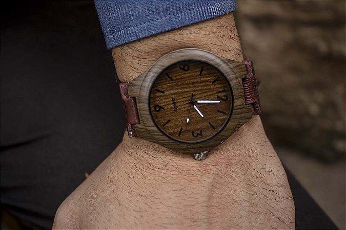 Relógio CLASSIC WOOD
