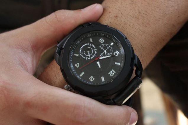 Relógio BPG - Preto - Ref.: M3