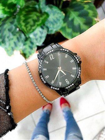Relógio Amber - Preto - Ref.: M2