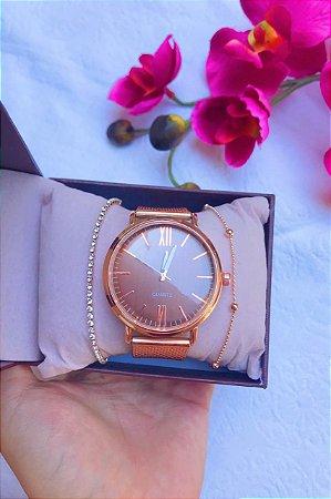Relógio Isabella - Bronze - Ref.: M1
