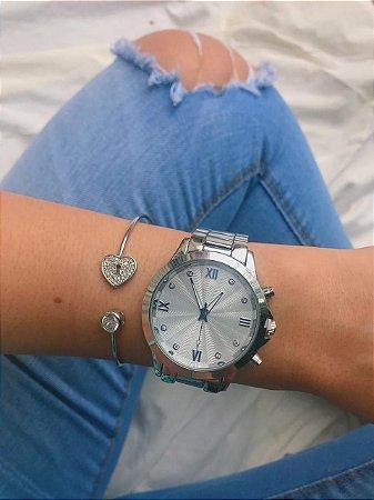 Relógio Paty - Prata - Ref.: M2