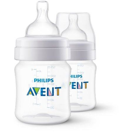 Mamadeira Clássica Nacional - 125ml - Pack Duplo - Philips Avent