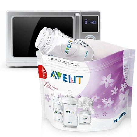 Sacos para Esterilização - 5 sacos - Philips Avent