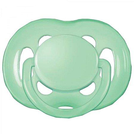 Chupeta Freeflow Verde - 6 a 18 meses - 1 unidade - Philips Avent