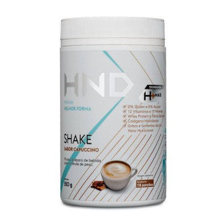 Shake H+  Capuccino
