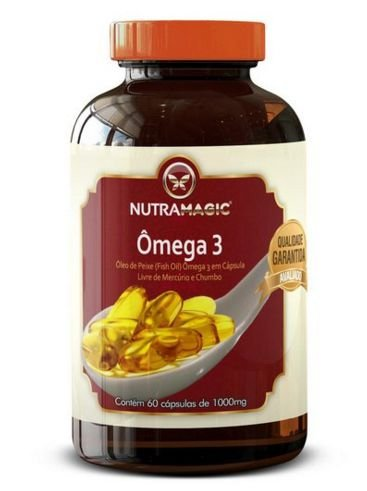 Ômega 3 1000MG Nutramagic